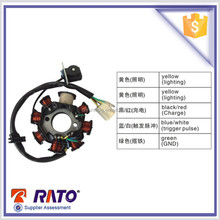 Chinese wholesale motorcycle parts 8 poles full wave magneto stator coil for scooter C100