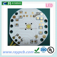 Shenzhen White Color LED Al PCB MC pcba
