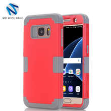 Wholesale Case Covers For Samsung S7 Shockproof Protect Case Hybrid Hard Rubber Impact Skin Armor Phone Cases For Samsung S7