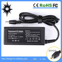 D457 power adapter for Samsung 19V 3.16A