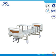 YXZ-C-018B Hot Sell Cheap Two Crank Manual Hospital Bed Price