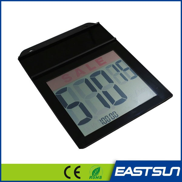 Made in China shelf supermarket programmable lcd display