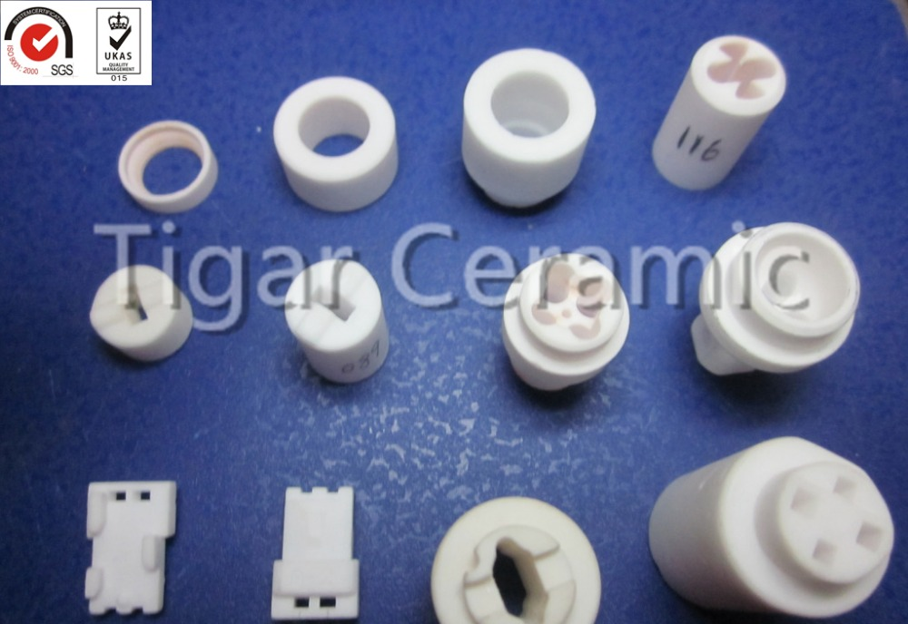 High Performance Electric Insulating Technical Ceramic Parts Insulator