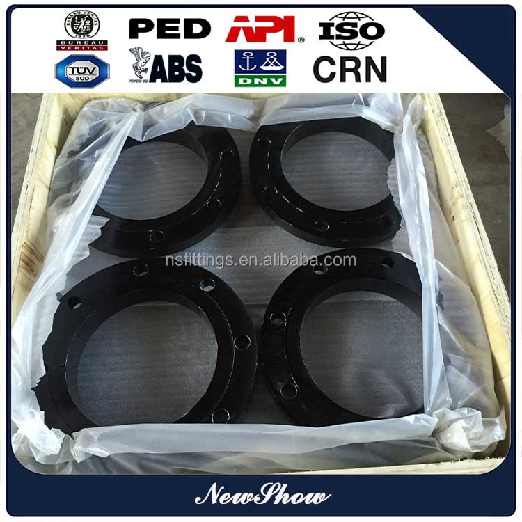 dn100 rfso CS A105N flanges