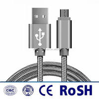 wholesale usb extension charging micro usb y cable made in china