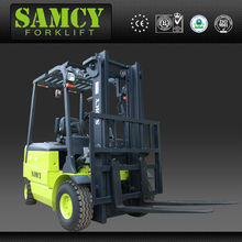 SAMCY Forklift CE Certification New Style Electric Forklift Truck