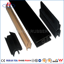 Shower glass door rubber seal/glass rubber gasket