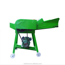 Small wheat straw pulverizer / maize straw ensilage machine / corn stalk silage hay grass grinder crusher