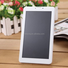 7 inch HD screen 1024*600 quad core 3G SIM slot cheap Android tablet