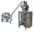 Auger filler VFFS Coffee Chilli Spices Powder filling machine