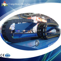 China factory Cangzhou Zhonghe high quality Flexible CNC Cable Track& Cable Carrier