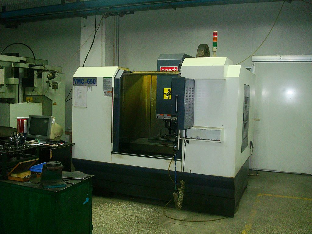 CNC Mould Making