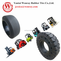 solid tire China look for forklift tire dealers with discount price