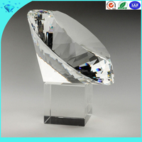 Wholesale Dazzling Transparent Crystal Diamonds for Wedding Return Gifts