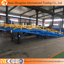 Wholesale Forklift Ramp Mobile Dock system, loading ramp with cheap price
