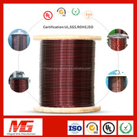 18 AWG Polyester-imide Electric Thin Enamelled Aluminum Round Motor Winding Wire