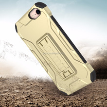 2 In 1 Belt Clip Rugged Kickstand Hybrid Combo Case for Iphone 7, for Iphone 7 Mobile Phone Case Cover