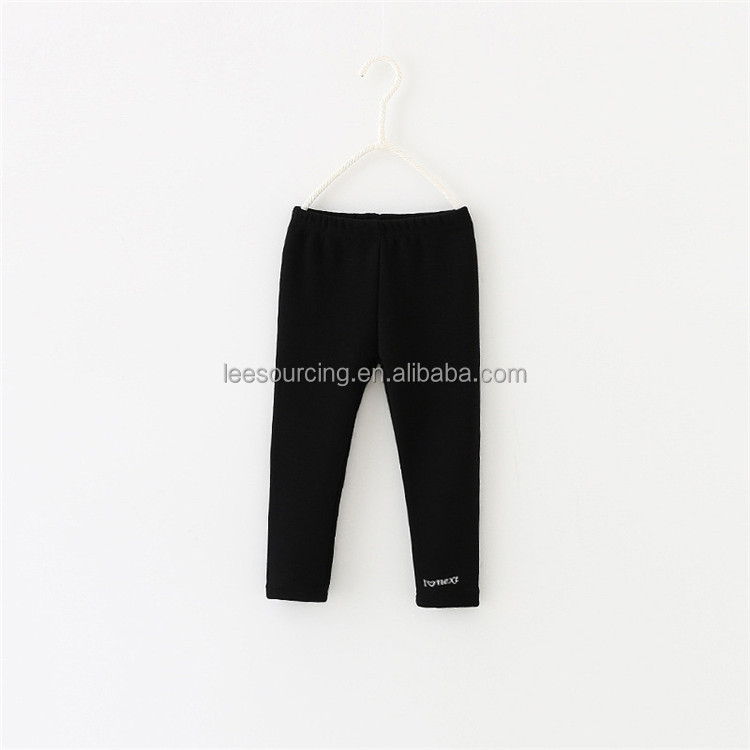 Winter Children Pants Thicken Cotton Baby Boy Trousers