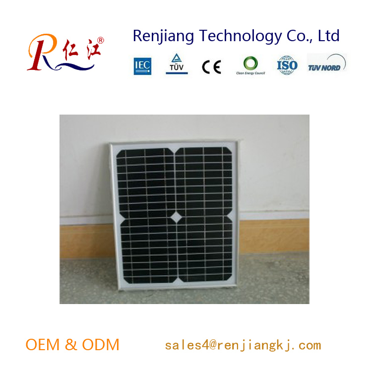 Hot sale high efficiency 10 Watt Solar Panel From Solar Module Factory in China