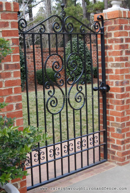 Iron gate design catalog, Custom Rod Iron Gates Custom Wrought Iron Gates.
