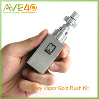 Super tiny mod 50W Artery Nugget TC Box MOD Zinc Edition / Gold Rush Kit Artery Nugget from Ave40