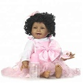Reborn baby dolls Lifelike Soft china real doll