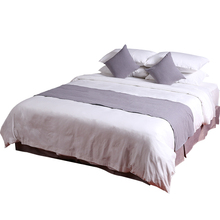 Hotel Bedding Set King Size Bed Scarves And Runners