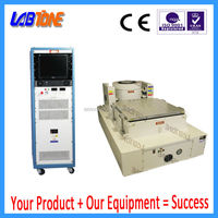 high reliability vertical and horizontal table electromagnetic shaker