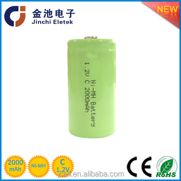 Factory Price Rechargeable Nimh Sc 1.2V Battery Ni-Mh Sub C 3000Mah Power Tool Battery