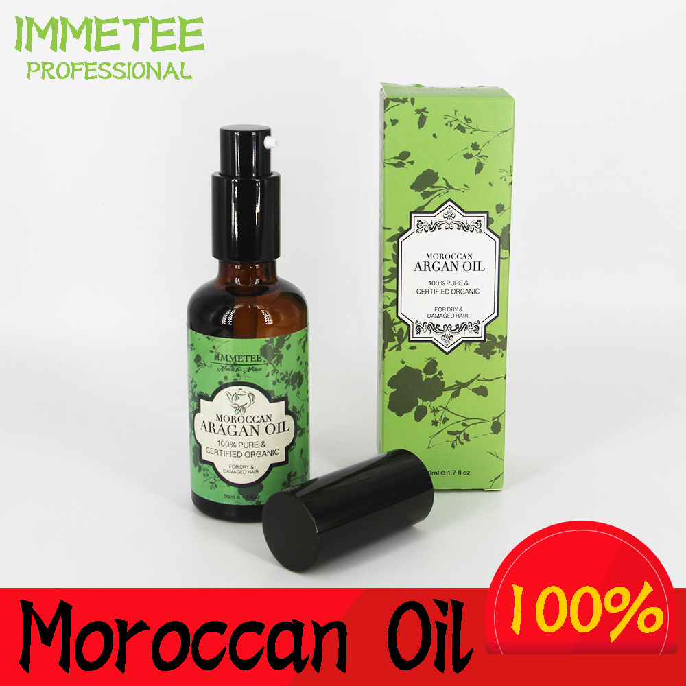 2016 Newest Organic Argan Oil Morocco Best Hair Oil for hair care