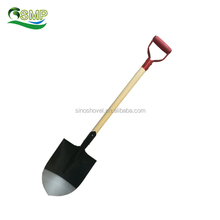 Garden Hand Tools Portable Car spade Push Light Weight carbon steel Snow Shovel