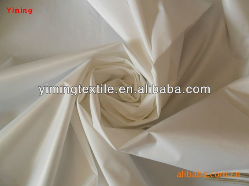 Good quality PU coating polyester taffeta, polyester fabric,car cover