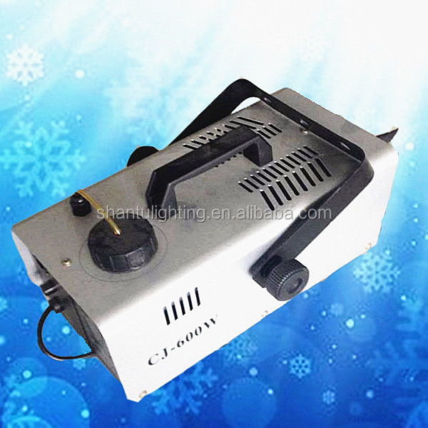 Home Party Stage Effect 600W Snow Machine