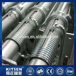 Portable cheap safety made in china scaffold prop sleeve bolt
