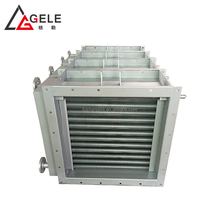 Finned Tube Heat Exchanger Coils For Medicine Production/Pharmacy Drying