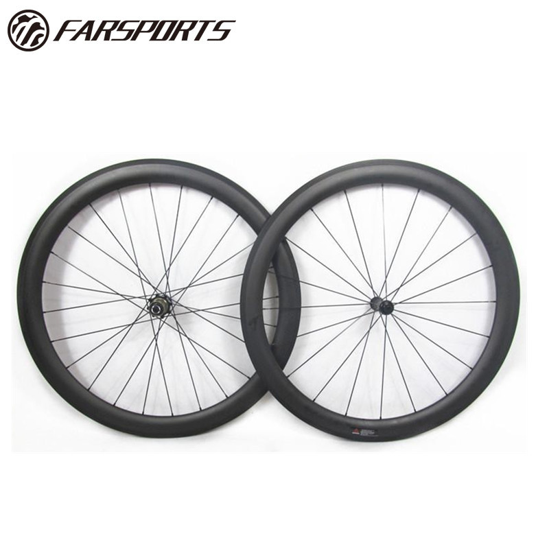Chinese oem carbon wheels clincher 50mm <strong>20</strong>.5mm for bike shop, with <strong>J</strong> Bend DT240S hub and Sapim cx-ray spokes