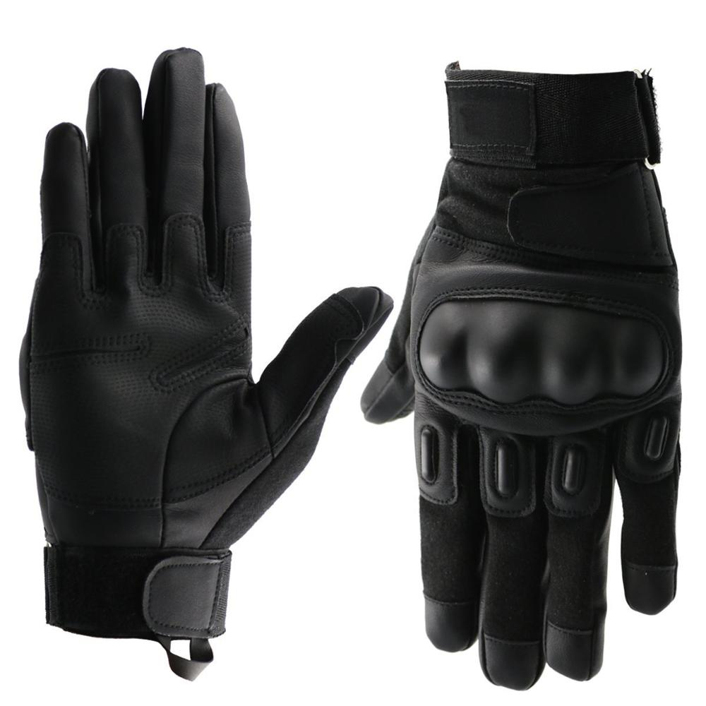 Factory directly embroidery tactical touch screen touchscreen gloves