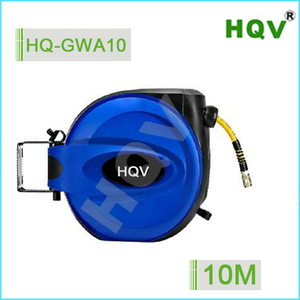 air hose reel empty plastic cable reel automatic retractable cable reel