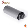 Foshan SS 201 304 316 316l Welded stainless steel slotted pipe