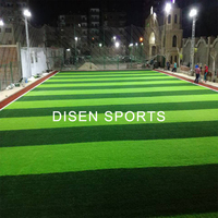 2017 High Quality Outdoor Artificial Grass Rug Football Field Used Synthetic Turf With Good Price