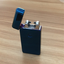 New Double Arc USB Lighter Rechargable Long Time Use