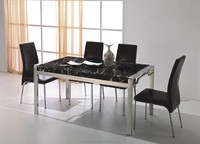 DT12 New style marble dining table