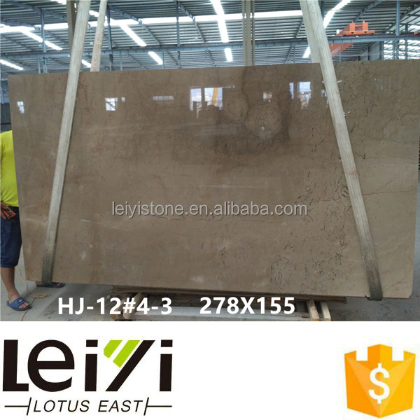 Dark brown natural 2 cm polished marble for slab