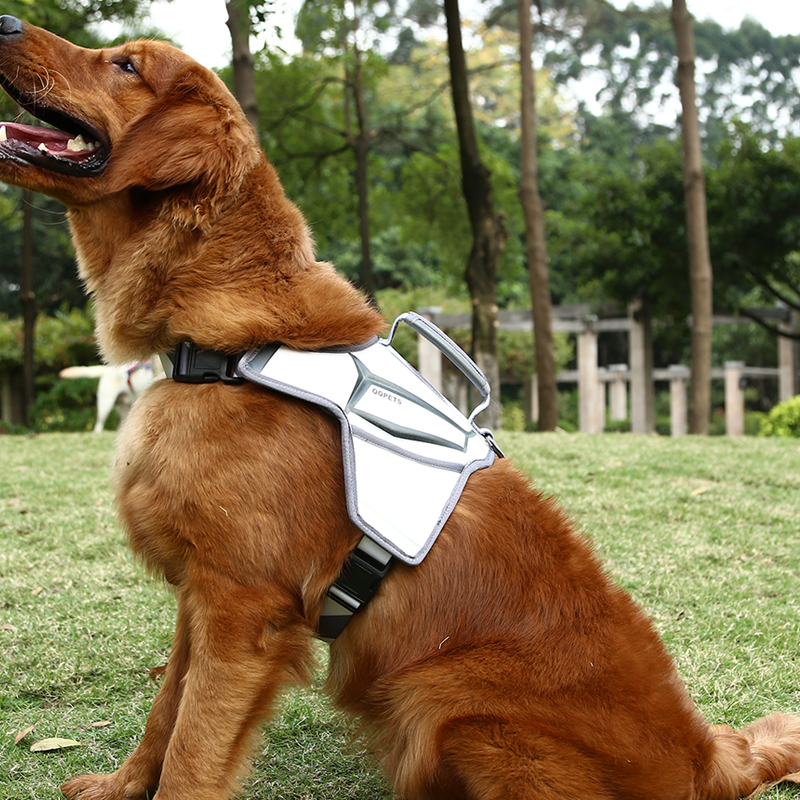 2018 Newest Custom No Pull Safety Soft Fabric Dog Support Harness