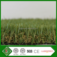 Hot Sale 1100 Dtex Lawn & Ornamental Garden Synthetic Grass For Dogs