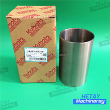 Excavator Engine Parts 16423-02310 V2403 Cylinder Liner for Kubota
