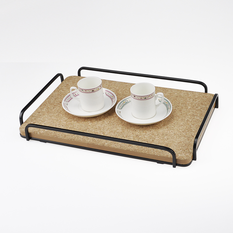 Nature Design Wood Small Turkish Serving Tray