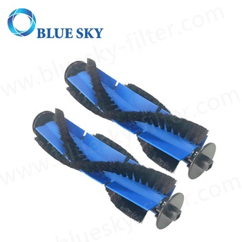 Blue Main Brushes for Eufy Robovac 11s & Robovac 30 Robot Vacuum Cleaner Accessories