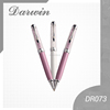 Fat metal white gift crystal pen diamond ballpoint pens