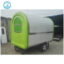 Manufacture customized street food van for hot dog/porch trailer/drink food trailer